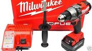 Milwaukee Drill Kit