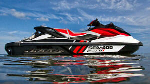 SEADOO WAKE 155 -LIKE NEW-LOW HOURS-WARRANTY