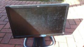 HP LE2201w 22'' Widescreen LCD TFT Screen