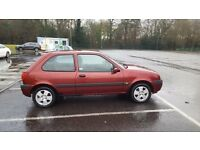 Ford Fiesta Freestyle, MOT end June 17, 71k mileage, documented service history
