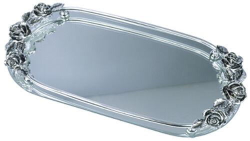 Silver Vanity Mirror Tray | eBay