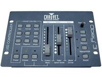 CHAUVET DJ Obey 3 - Compact DMX Controller for LED Lights - BRAND NEW AND SEALED