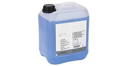 BMW Genuine 5 Litre Winter Screen Wash Washer Bottle Fluid  83122468610