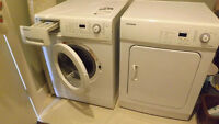 Samsung Condo/Apartment size Washer and Dryer
