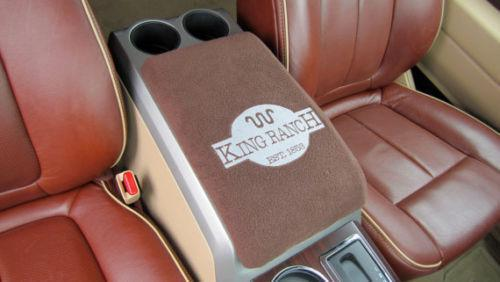 Car Bench Seat Covers >> Ford F250 King Ranch Seat Covers   eBay