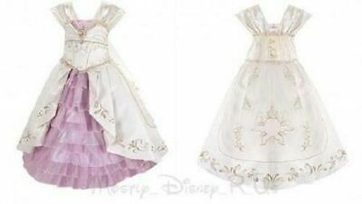 Rapunzel Costume Teenager (Limited Edition 4000 Rapunzel Wedding Gown Costume Tangled Disney Store 4)