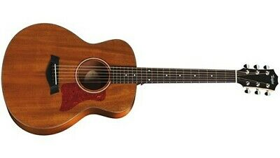 Taylor Guitars GS Mini Mahogany Top Acoustic Guitar with Gig Bag