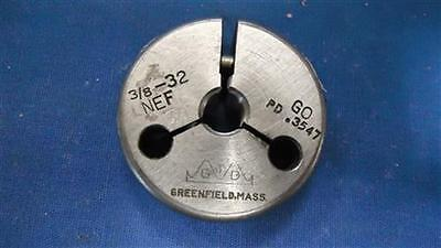 Gtd 38-32 Nef-2 Thread Ring Gage Go P.d .3547 Machinist Tool