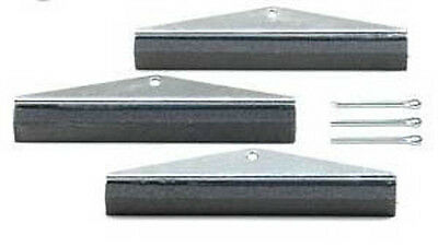 Replacement Hone - 3 Arm Replacement Stones for Engine Cylinder Hone 40 Grit 4