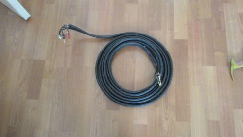 Linn Speaker Cable Ebay