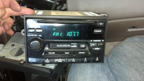 Infiniti I30 Stereo