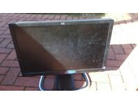 HP LE2201w 22'' Widescreen LCD TFT Screen