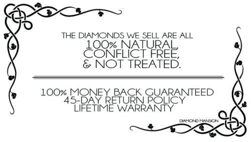 Natural Cushion Halo Pave Set Diamond Engagement Ring - GIA Certified 1