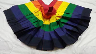 (Sale on eBay LGB Pride Rainbow kilt Modern kilts for men Utility kilts Fashion)