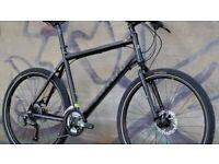 Carerra Subway Hybrid men's bike