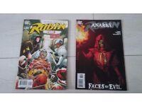 Robin #165 & #182
