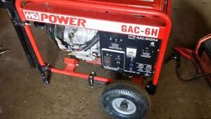 generatrice 6000 watts MG power honda