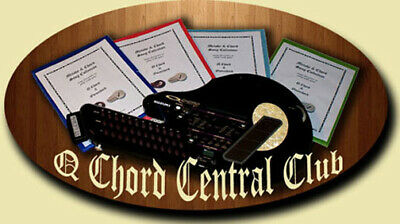 One Year Q Chord Sheet Music Club Subscription, used for sale  Mission