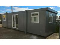 Portable Cabin Portable Office Site Office Welfare Unit Portable Building Shipping Container