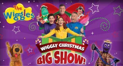 2x tickets Wiggly Christmas Big Show Sydney