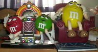2 M&M Dispensers - $10 Each