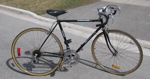 ROAD BIKES FOR SALE, 21-INCH FRAME, 27-INCH-TIRES, SHIMANO 12-SPEED,