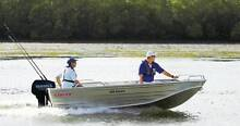 Stacer 399 Proline Long Shaft Tinnie/Dinghy Hull Only *BRAND NEW* Boondall Brisbane North East Preview