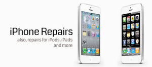 iPHONE REPAIR SERVICE WITH WARRANTY@@ CALL 691-3736