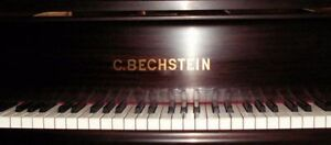 Bechstein Grand Piano Completely Restored