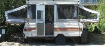 Wanted: Want to buy - Jayco / Coromal windup camper Project