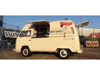 VW Hightop Catering Van for sale