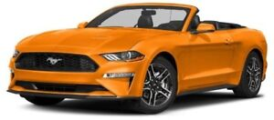 2018 Ford Mustang GT Premium Convertible 5.0L V8 Ford Executi...