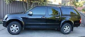 2006 Holden Rodeo Ute With Carryboy Canopy Quakers Hill Blacktown Area Preview