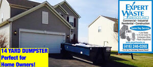 ** DUMPSTERS ** SOIL CLEAN FILL REMOVAL ** 416-246-0260 London Ontario image 3