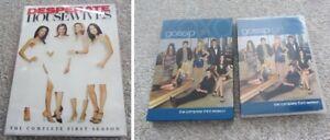 Desperate Housewives (Season 1) or Gossip Girl (Season 3) on DVD