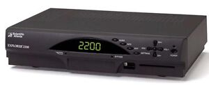 Videotron Cable Receiver Box Terminal Explorer 2200