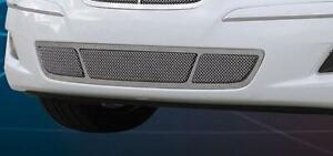 2009-2011 Genesis Sedan  Upper Class STAINLESS POLISHED BUMPER