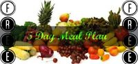 Meal Plan & Clean Eating Group - 5 Days (FREE)