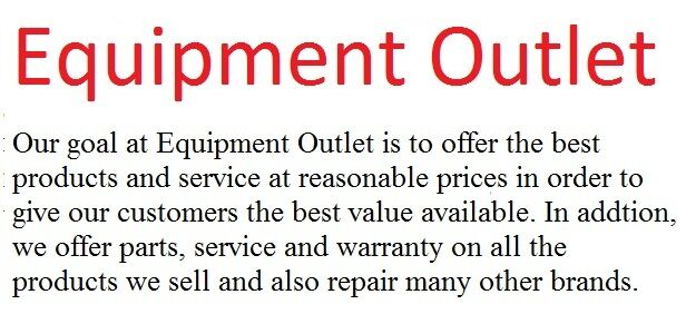 Equipment Outlet GA