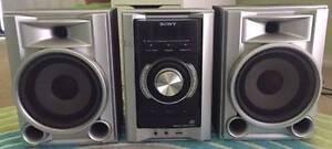 Sony Mini Hi-Fi Component System Ellenbrook Swan Area Preview