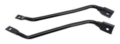 CRU fits Yamaha YFZ350 Banshee Front Plastic Fender Brackets Braces Left & Right