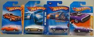 Four Hot Wheels Dodge Chargers MOC Ocean Reef Joondalup Area Preview