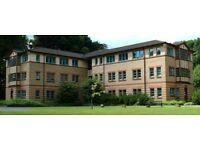 Single room in Stirling University, Alexander court
