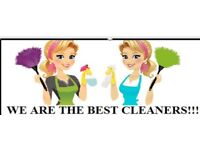 We are the best cleaners!!!