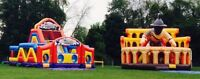 Obstacle Course Inflatable Rentals Brockville 613-695-5867
