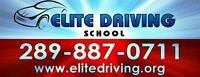 ELITE DRIVING SCHOOL - FOR ALL YOUR G1, G2 AND G LICENSE NEEDS