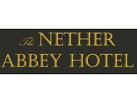 Full/Part Time Bar & Waiting Staff and Bar & Supervisors Required for Family Run Hotel