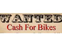 BIKES WANTED