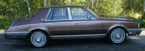 1982 Lincoln Continental Givenchy