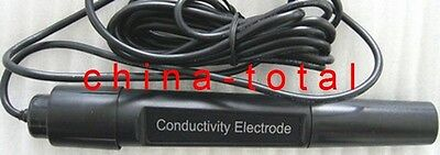 208dh Conductivity Cond. Ec Electrode Conductivity Sensor Probe Bnc Connector